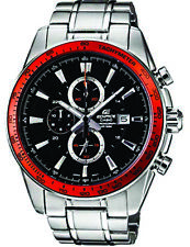 Brand New Mens Casio Edifice Chronograph Sport Watch EF-547D-1A5VD