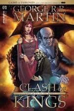 Game of Thrones: Clash of Kings #1 CVR D Variant Dynamite Comics NM
