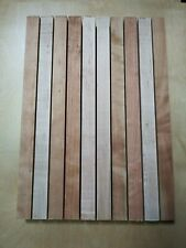 "1 1/2"" Cutting Board Kit Lumber Maple & Cherry - Free Shipping!"