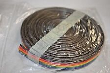 20 ft. 8 Conductor 18 GA. Ribbon Cable (EWW67)