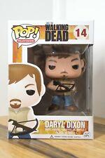 Funko Pop Vinyl The Walking Dead - No 14 Daryl Dixon