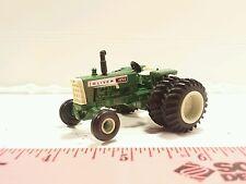 1/64 ertl custom agco white oliver 1850 wf tractor w/ removable duals farm toy