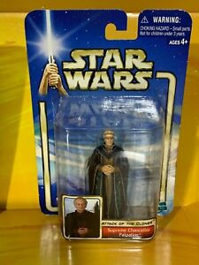 Star Wars - Attack of the Clones - Supreme Chancellor Palpatine