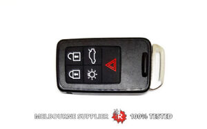 NEW Volvo S60 V60 XC60 V70 XC70 S80 Smart Key 2007-2013 2014 2015 2016 2017 2018