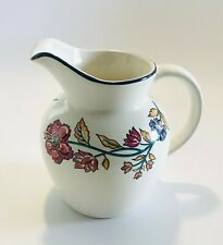 More details for camargue floral jug the boots company plc serving tableware water juice