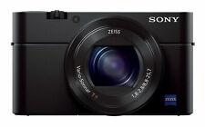 Sony Cyber-Shot DSC-RX100M3 20.1 MP Digital Camera - Black