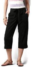 Ann Taylor LOFT Women's Petites 100% Cotton Cropped Pants