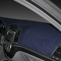 For Fiat 124 Spider 17-20 Dash Designs Poly-Carpet Dark Blue Dash Cover