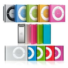 Apple iPod Shuffle 3rd and 4th Generation 2GB Silver, Green