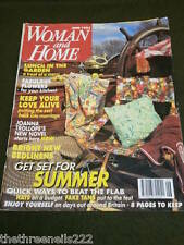 WOMAN & HOME - HATS ON A BUDGET - JUNE 1993