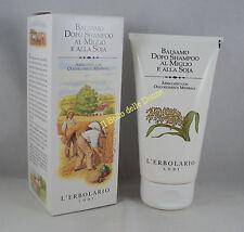 ERBOLARIO Balsamo dopo Shampoo al Miglio e Soja 150ml crespi doppie punte secchi