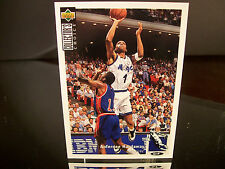 Rare Anfernee Hardaway Upper Deck 1994 Orlando Magic NBA Basketball Card #1