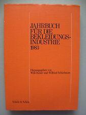 Jahrbuch für die Bekleidungsindustrie 1993 Mode Bekleidung Schneiderei