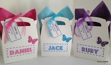 Personalised Childrens Wedding Favour Activity Box Book Pack Bag Gift Party