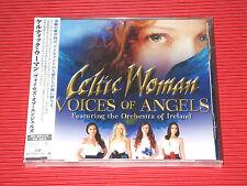 CELTIC WOMAN Voices Of Angels with Bonus Track JAPAN SHM CD