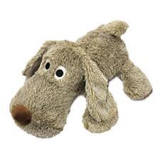 Good Boy FLUFFY DOG Large Doggy Puppy Plush Stuffed Squeaky Soft Cuddle Toy