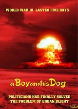 A Boy and His Dog  DVD-R Worldwide Region Code 0 NTSC Color