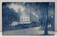 Tolchester Beach Maryland, Hotel Tolchester Photo View Postcard B23