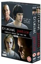 Criminal Justice Series 1 and 2 - DVD Region 0
