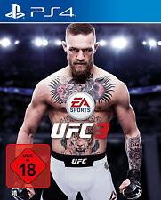 UFC 3 (Sony PlayStation 4, 2018)