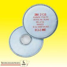 3M 2138 Filter gegen Feinstäube P3r