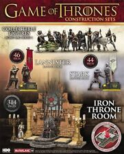 GAME OF THRONES CONSTRUCTION SET 24 PACK DISPLAY BOX NEW IN PACKAGE #sfeb16-143