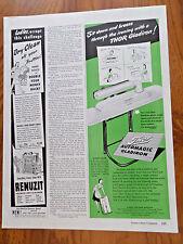 1947 Thor Automagic Gladiron Ad  Ironer