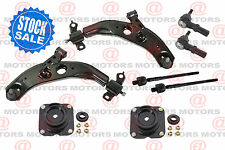 For Ford Probe 1993 - 1997 Front Lh & Rh Control Arms Tie Rods Strut Mount New