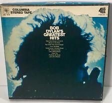 Bob Dylan's Greatest Hits Reel to Reel Tape HC 1019 Classic Folk Rock