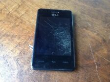 LG 840G - Black (TracFone) Cellular Phone
