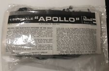 Complete Revell 1/96 Scale Apollo 1966 Model Kit + Instructions H-1836-A Sealed!