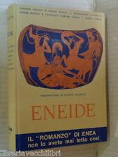 ENEIDE Publio Virgilio Marone Edisco 1970 Letteratura latina Classici Manuale di
