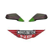 Camaro NoviStretch Stretch Mirror Bra Covers Fits: 5th Gen 10-15 MC150