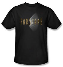 Farscape Tv Series Name Logo Adult T-Shirt, Size Large New Unworn