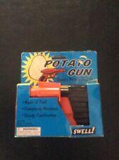 Potato Gun Toy by Toysmith