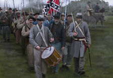 Strelets 1/72 Confederate Troops on the March # 147