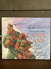 LIKE NEW The Legend of the Candy Cane - Lori Walburg (Hardcover, 1997) 2191