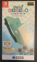 Animal crossing Shoulder pouch bag Nintendo Switch HORI official JAPAN tracking