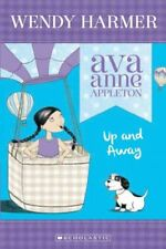 NEW BOOK AVA ANNE APPLETON BOOK 2  UP AND AWAY WENDY HARMER PAPERBAC