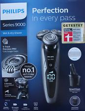 Philips S9711/31 Series 9000 Nass- & Trockenrasierer Reinigungsstation *NEU+OVP*
