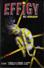 Effigy Volume 1 by Tim Seeley & more 2015, Paperback DC Vertigo Comics