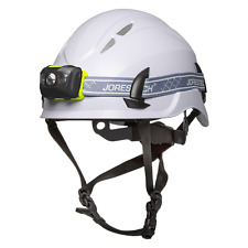 Rock Climbing Caving Rescue Safety Helmet Hard Hat With Ipx4 Head Lamp Jorestech