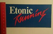 Aufkleber/Sticker: Etonic Running (03101630)