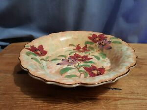 """A Royal Doulton Fruit/Serving Bowl in the Magnella D6298 Pattern - 12"""""""