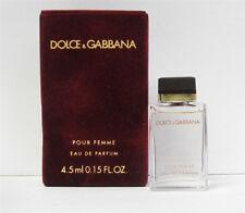 Dolce & Gabbana 0.15oz /4.5ml Women's Eau de Parfum - Collection mini bottle
