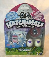 Brand New & Sealed Hatchimals CollEGGtibles Hatchy Hangouts PlaySet - Family Fun