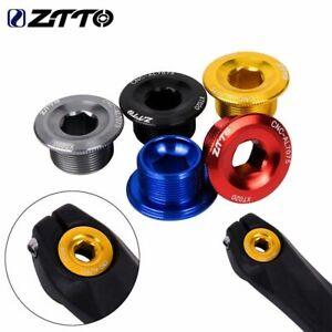 MTB CNC Schraube BB Cranks mit Kettenrad Deckel der Kurbel M20*8 Bolt