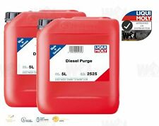 Liqui Moly Diesel Purge Injector Cleaner Car Engine System Fuel Treatment 5 L 2x
