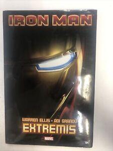 Iron Man Extremis (2010) Marvel TPB HC Warren Ellis