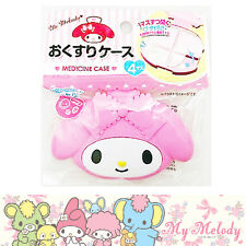 [MY MELODY] False Eyelash Holder Pill Medicine Divider Case Cosmetic Box SANRIO